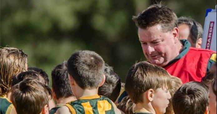 Caggs new head of Junior Football